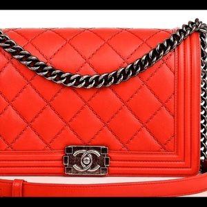 Chanel Boy Medium Sell asap - moving sale.